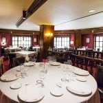 Comedor principal Restaurante Del Arco Oviedo 2