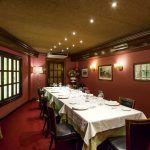 Comedor privado 18 comensales Restaurante Del Arco Oviedo