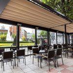 Terraza Taberna Del Arco Oviedo